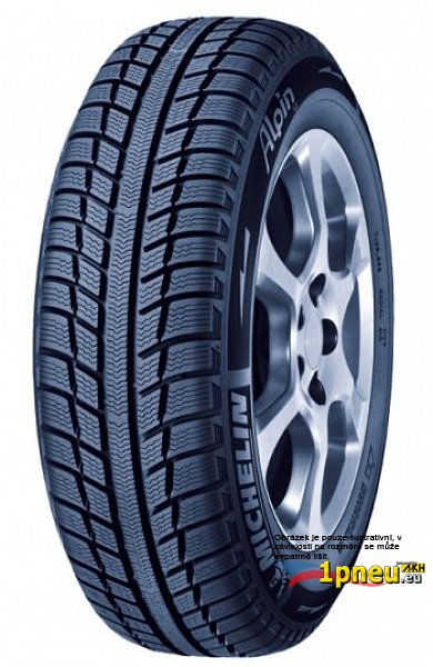 Michelin Alpin A3 155/65 R14 75T