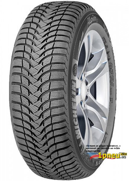 Michelin Alpin A4 Grnx 165/65 R15 81T
