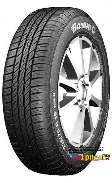 Barum Bravuris 4x4 XL FR 235/60 R18 107V