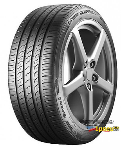 Barum Bravuris 5HM XL FR 235/35 R19 91Y
