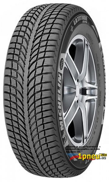 Michelin Latitude Alpin LA2 XL 235/65 R17 108H