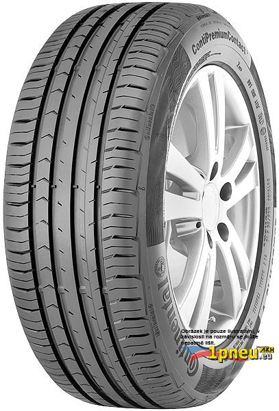 Continental PremiumContact 5 195/65 R15 91V