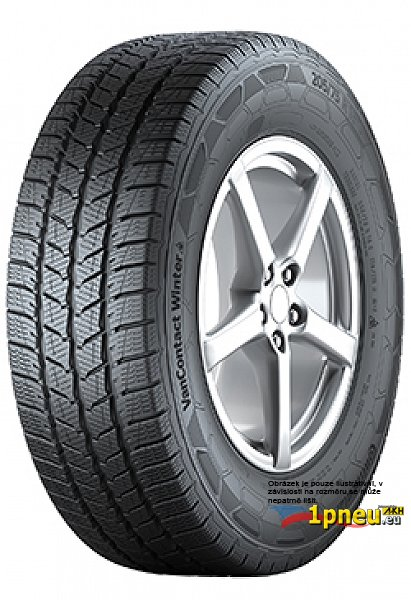 Continental VanContact Winter 195/65 R16C 104T