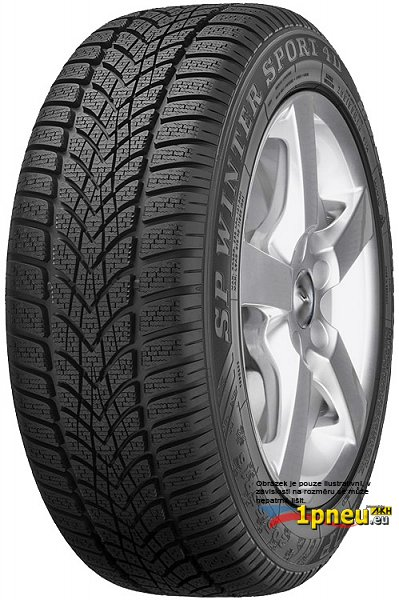 Dunlop SP Winter Sport 4D XL 225/55 R18 102H